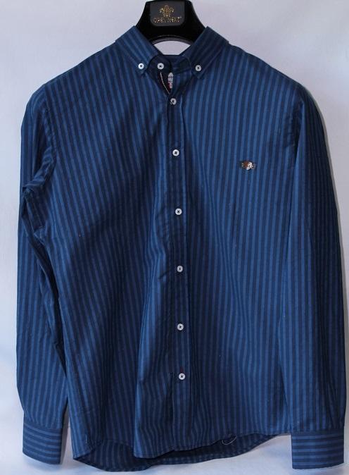 Рубашки мужские оптом 15104457 7639-5