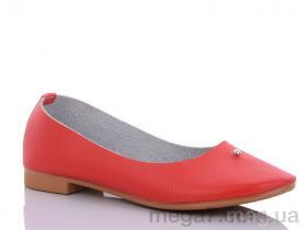 Балетки, QQ shoes оптом KJ1108-5 уценка