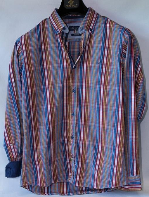 Рубашки мужские оптом 15104457 7639-23