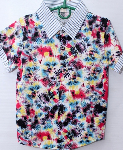 Рубашки детские оптом 25409761 1-12