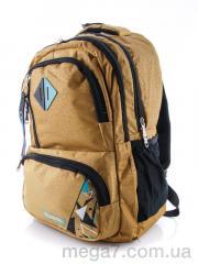Рюкзак, Back pack оптом 2049 camel