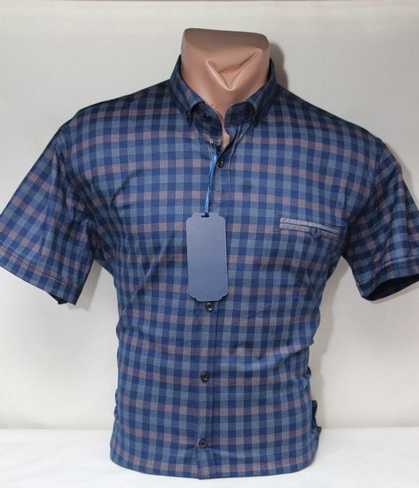 Рубашки мужские оптом 25044471 5053-3