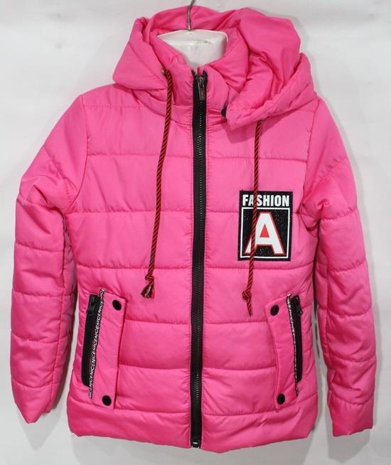 Куртки детские на девочку оптом 71893562 902-1