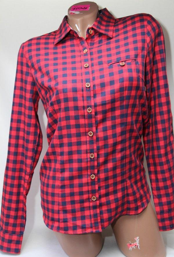 Рубашки женские оптом 1903807 50-7
