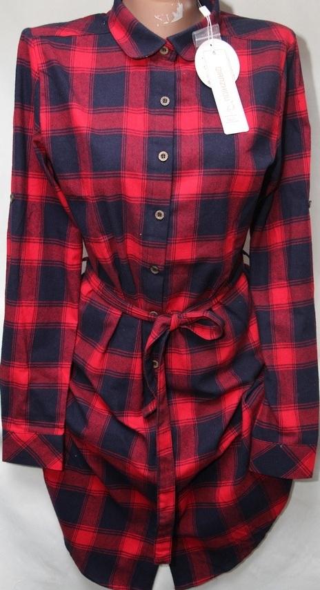 Рубашка-Туника женская QIANZHIDU оптом 09101188 96039