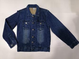 Куртки джинсовые детские TOMBIS оптом 16743895 3212 -2