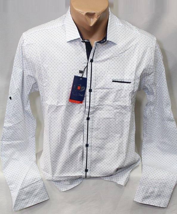 Рубашки PAUL STAR мужскиеТурция оптом 38192764
