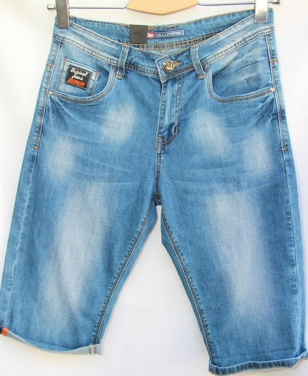 Шорты джинсовые мужские оптом 10061683 2831