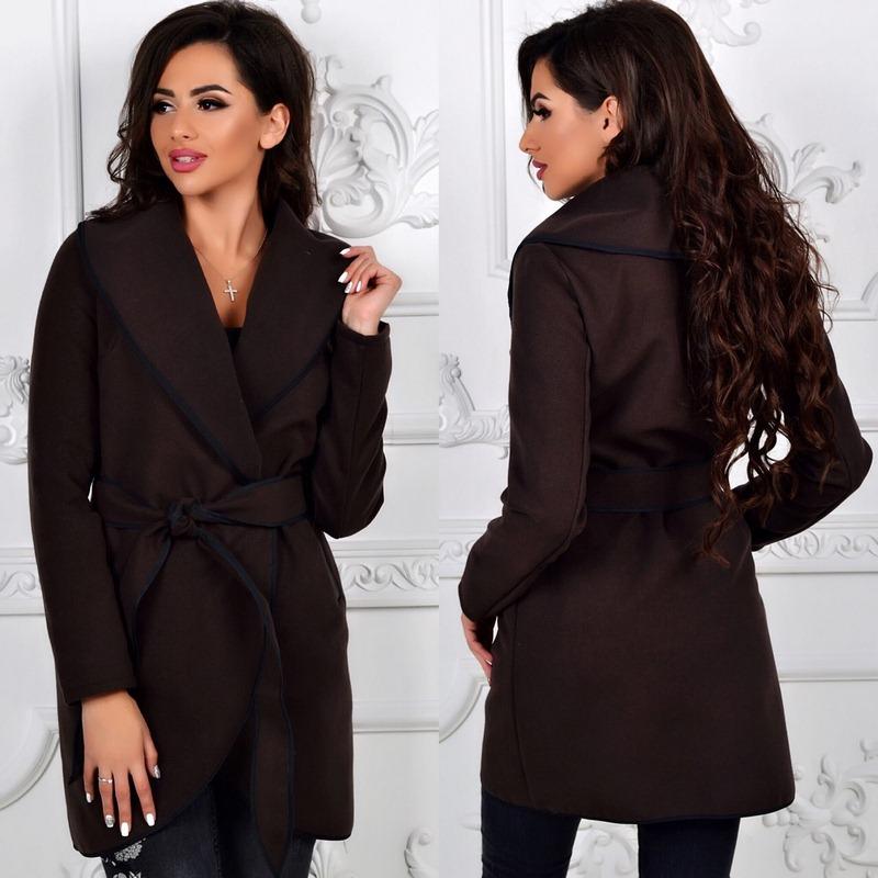 Пальто женские оптом  14105540 341-1-3