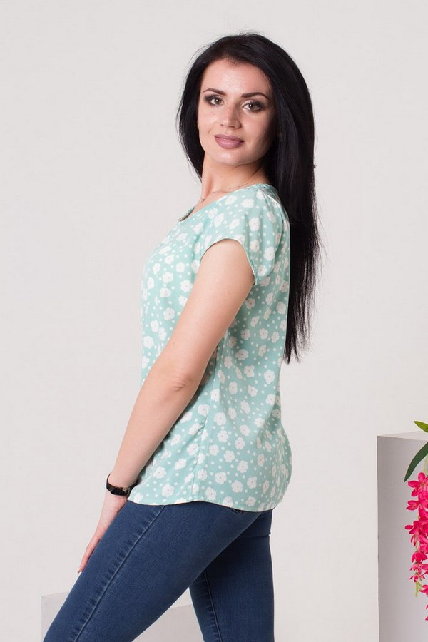 Блузки женские  оптом 17643928 2745 -34