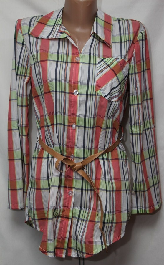Рубашка женская оптом 18021410 253