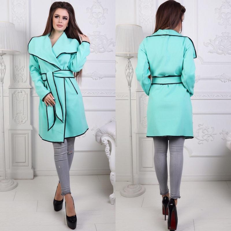 Пальто женские оптом 90781564 852-5