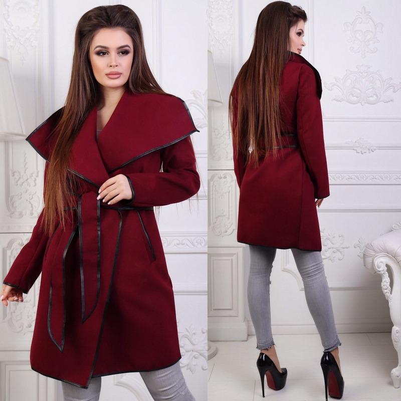 Пальто женские оптом 26894130 852-3