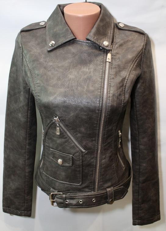 Куртки женские AngMifer оптом 21867493 G901-2