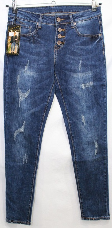 Джинсы женские New Jeans оптом 92734816 8320-1