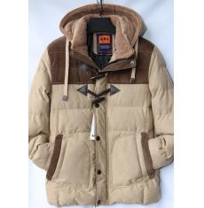 Куртка мужская зимняя оптом Китай 2909223 E62-1