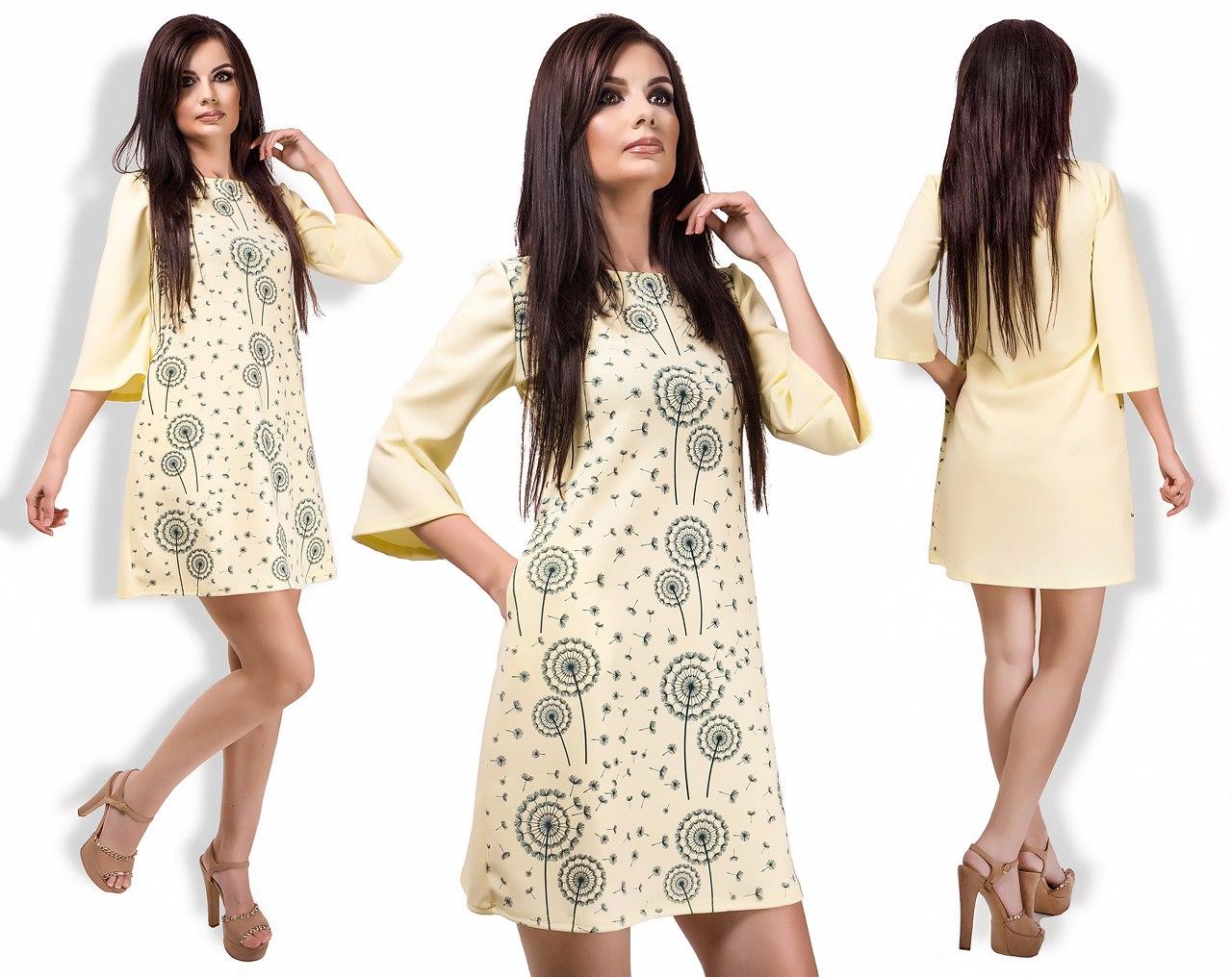Платье женское оптом 23022335 892-2