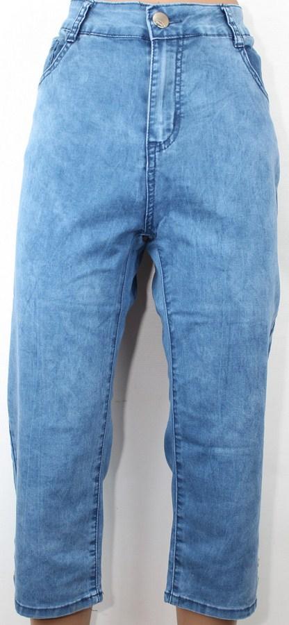Бриджи джинсовые женские Sunird  оптом 65971043 AIT-2316