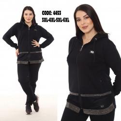 Спортивные костюмы БАТАЛ женские оптом 85371629 4453-7