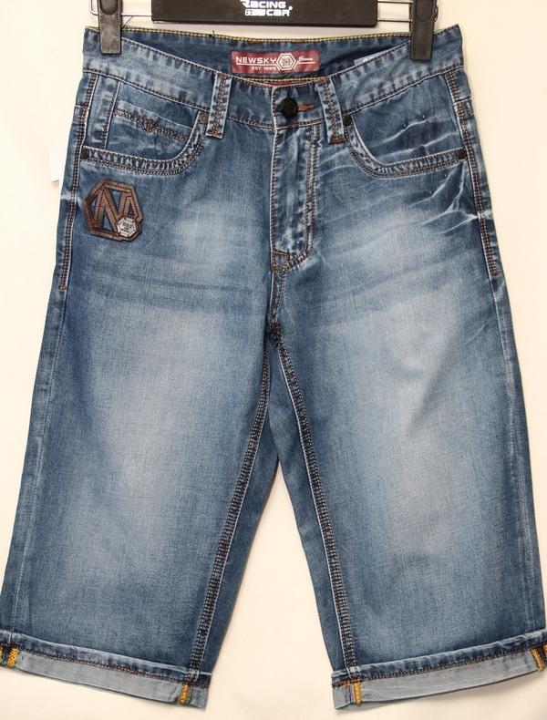 Шорты джинсовые мужские оптом 04071824 622