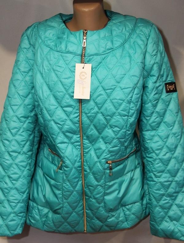 Куртки женские БАТАЛ оптом 15732894 125-8
