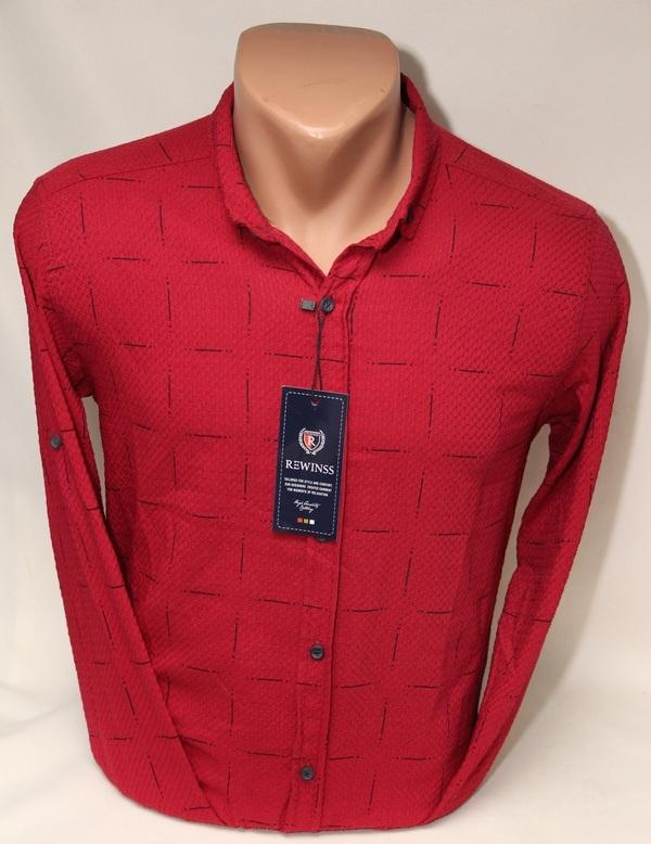 Рубашки мужские  оптом 58460391 9361-25