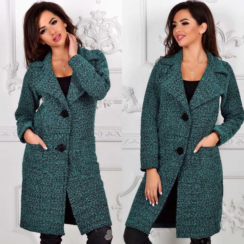 Пальто женские оптом  14105540 342-1-3
