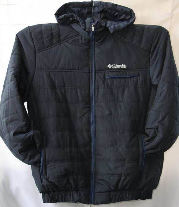 Куртка мужская БАТАЛЫ оптом 2608294 7972-24