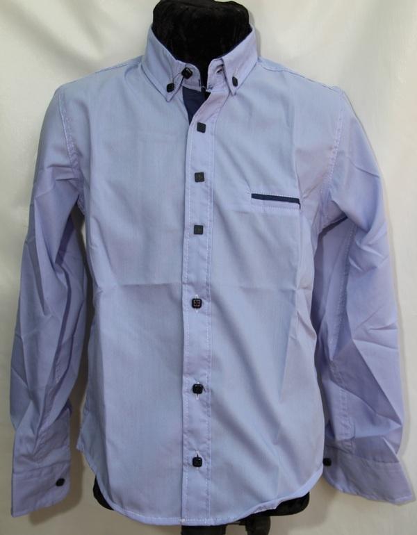 Рубашки подростковые  оптом 01497685 4629-140