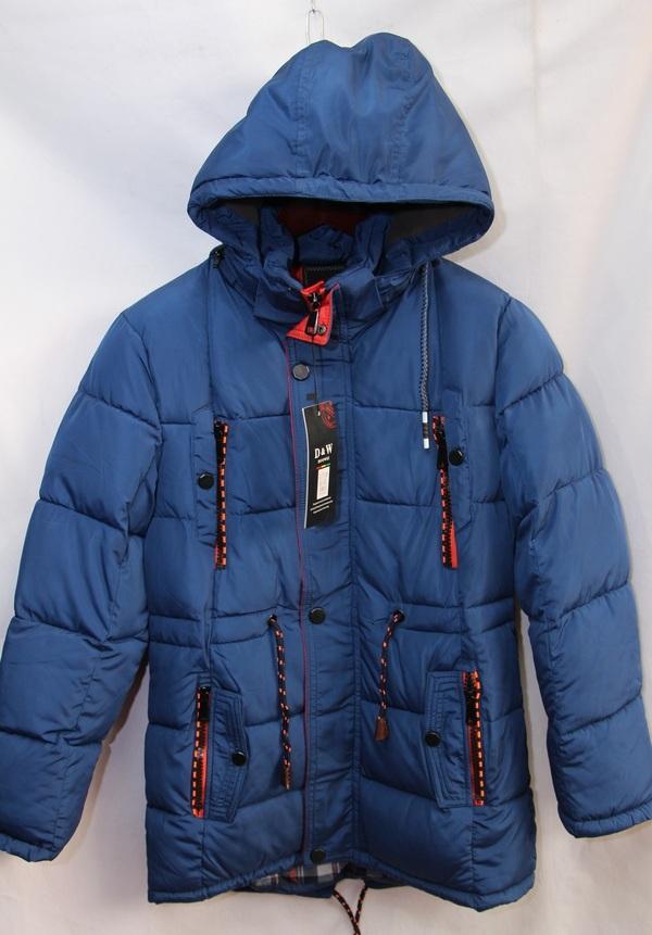 Куртки подростковые зимние оптом 74812693 G711-2