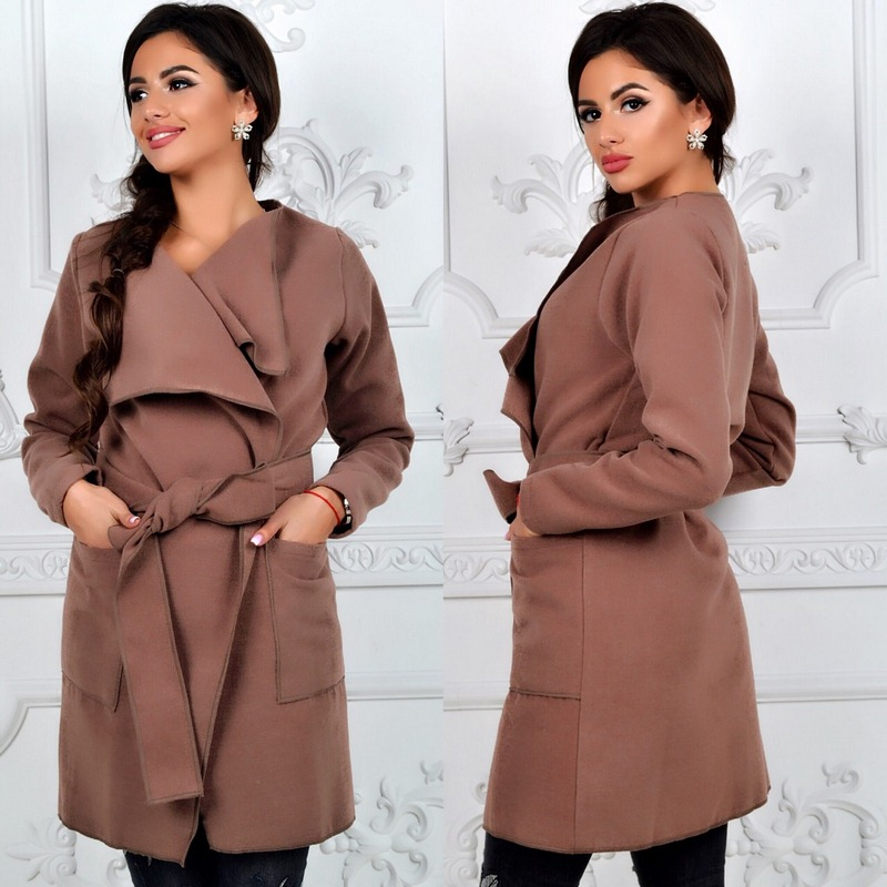 Пальто женские оптом 24095540 013-70