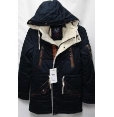Куртка подростковая зимняя оптом 0412975 310