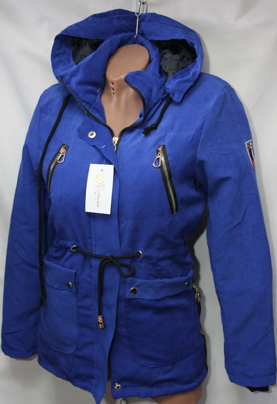 Куртки женские оптом 50137648 3121-7