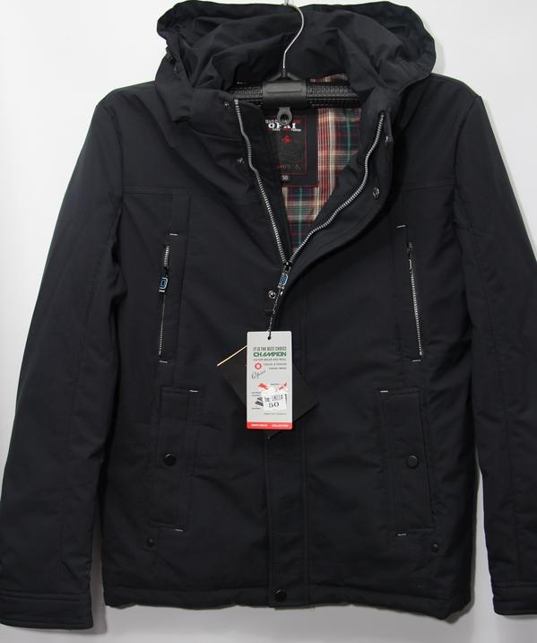 Куртки мужские Полубатал оптом 70935864 bm1806-8