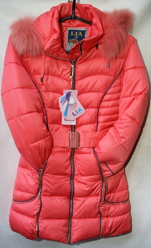 Куртка LIA детская зимняя оптом 20095534 1618