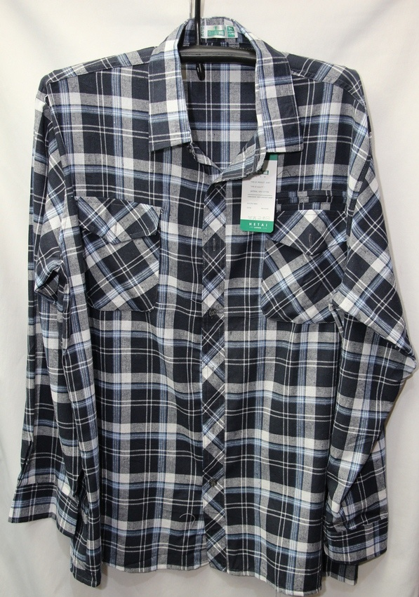 Рубашки мужские оптом 24085561 3-15