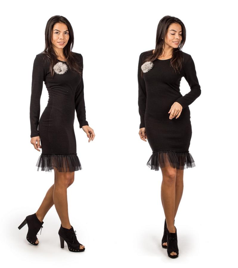 Платья женские оптом 08519674 240-1-2