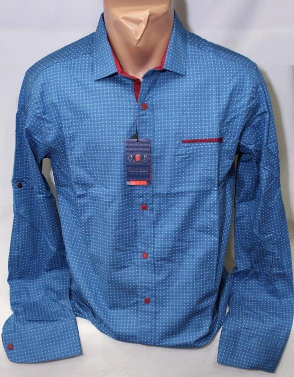 Рубашки PAUL STAR мужскиеТурция оптом 85701392