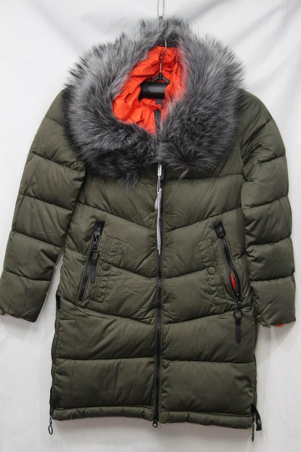 Куртки женские зимние оптом  16101410 1778-1
