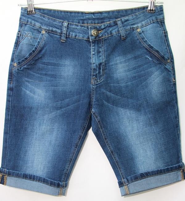 Шорты джинсовые мужские NEW JEANS оптом 01953784 8076