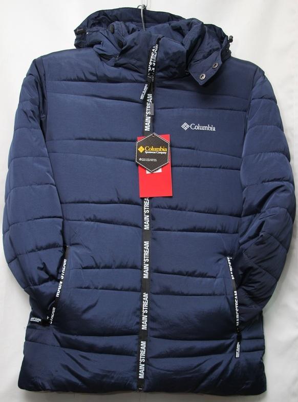 Куртки мужские тинсулейт зимние COLUMBIA  оптом 07081337 Y-15-1