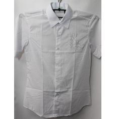 Рубашка для школы оптом (короткий рукав) Китай 28061776 146