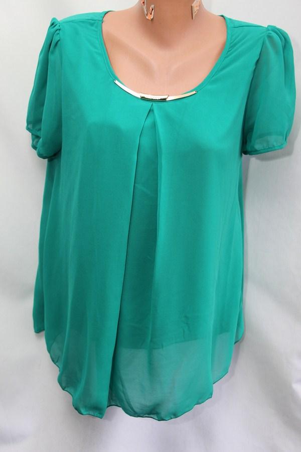 Блуза женская оптом  1903286 5504-17