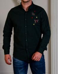Рубашки мужские оптом 48109653 01 -8