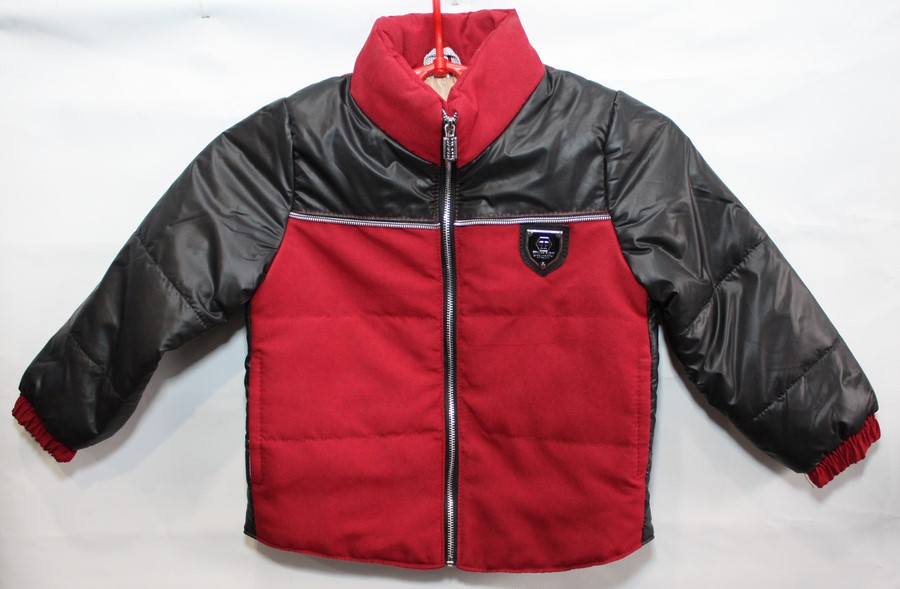 Куртки детские демисезонка Турция оптом 37921460 1034-1