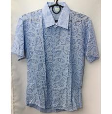 Рубашка для школы оптом (короткий рукав) Китай 28061776 140