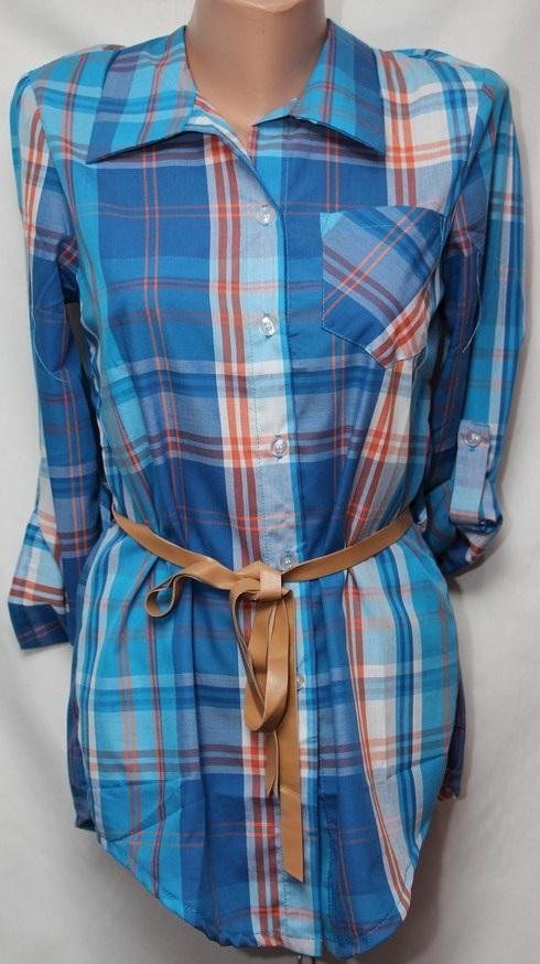 Рубашка женская оптом 18021410 254