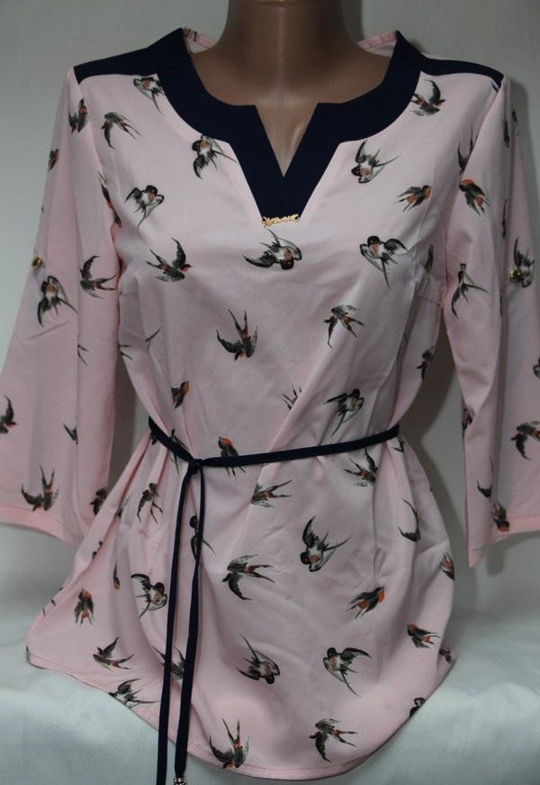 Блузы женские оптом 22043001 599-23