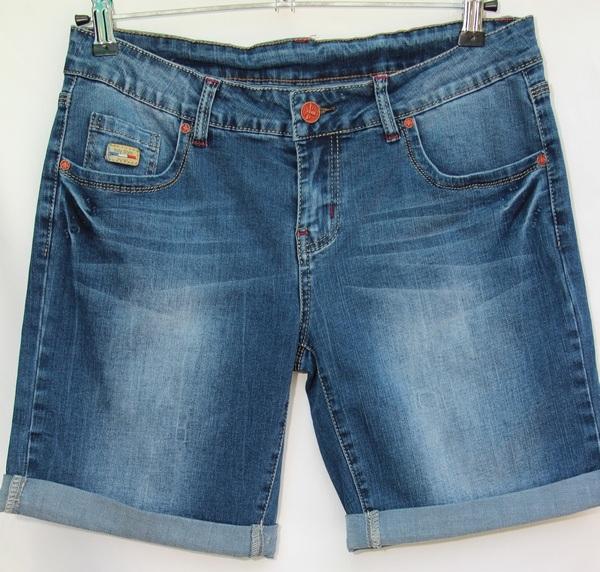 Шорты джинсовые женские NEW JEANS оптом 86530972 1309
