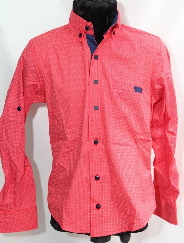 Рубашки подростковые  оптом 84253169 6445-154